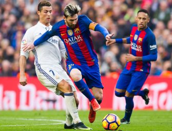 Les chaussures du Clasico Real Madrid – FC Barcelone