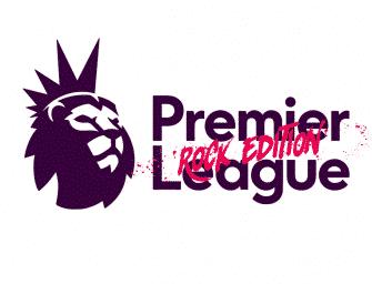 Une Premier League aux allures rock