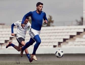 adidas dévoile les vêtements training de sa toute nouvelle gamme ALPHASKIN