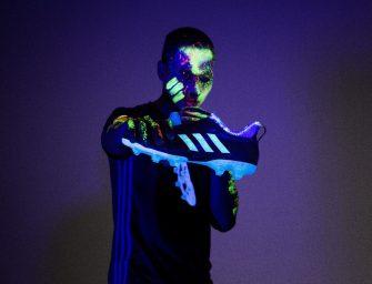 adidas lance le coloris «Nocturnal» pour la GLITCH18