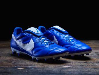 Nike lance un nouveau coloris «Bleu/Blanc» pour la Premier II