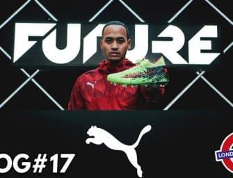 VLOG#17 – Lancement de la Puma Future 18.1 à Londres