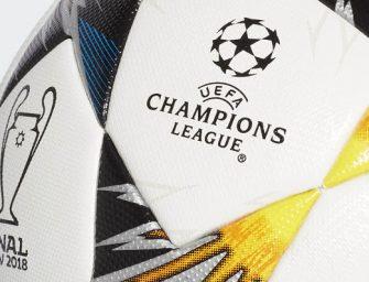 adidas dévoile le ballon de la finale de la Champions League 2018 !
