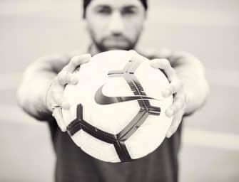 Nike dévoile le nouveau ballon «Merlin»