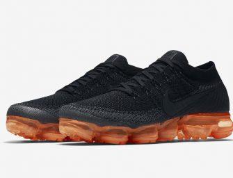 Nike transpose les couleurs de son pack « Fast AF » sur l'Air Vapormax Flyknit