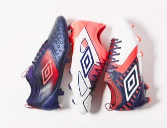 Umbro lance son nouveau pack Eclipse