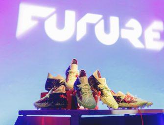 On vous raconte le lancement de la Puma Future 18 à Londres