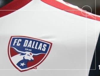 Le nouveau maillot domicile du FC Dallas dévoilé par adidas