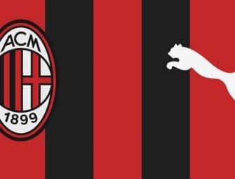 Officiel : Puma et l'AC Milan annoncent un partenariat à long terme à partir de juillet 2018