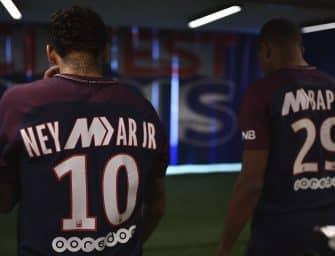 Un flocage Nike Mercurial spécial pour Neymar Jr et Mbappé !