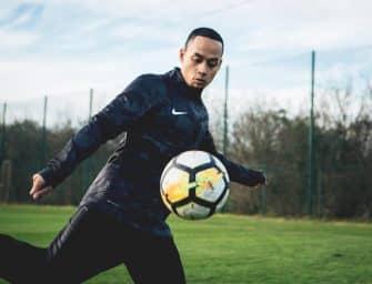 L'évolution des vestes de training de Nike
