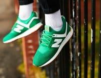 New Balance dévoile sa chaussure «247» en édition limitée aux couleurs du Celtic