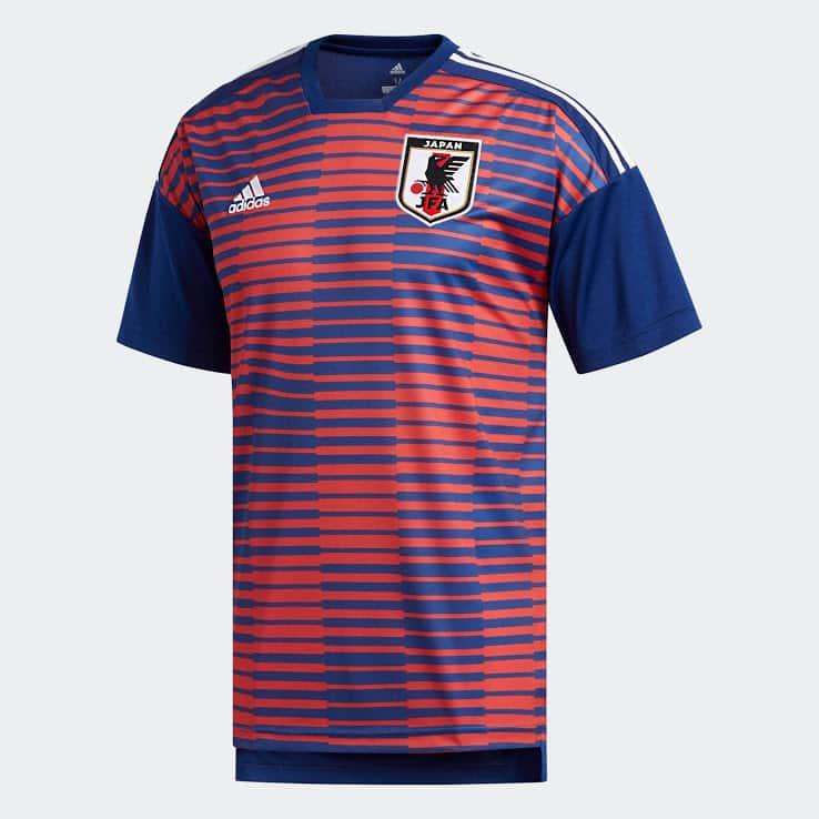 Adidas-Japon-pre-match-coupe-du-monde-2018-1