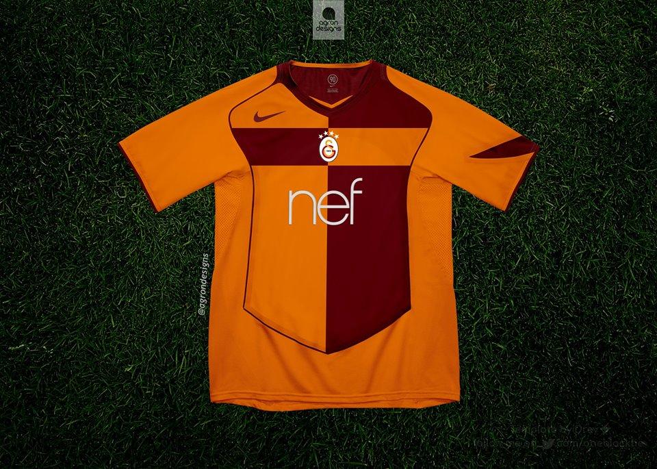 Maillot-Nike-Total-90-Galatasaray