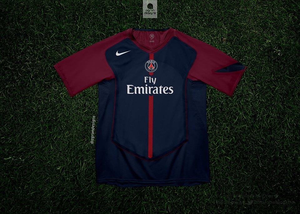 Maillot-Nike-Total-90-PSG