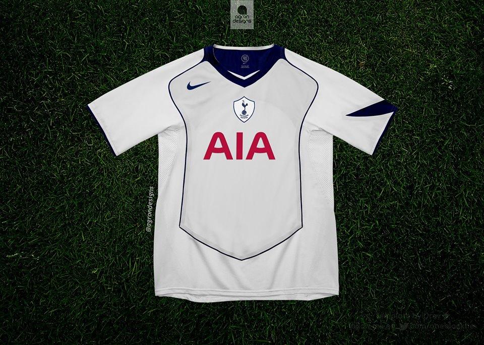 Maillot-Nike-Total-90-Tottenham