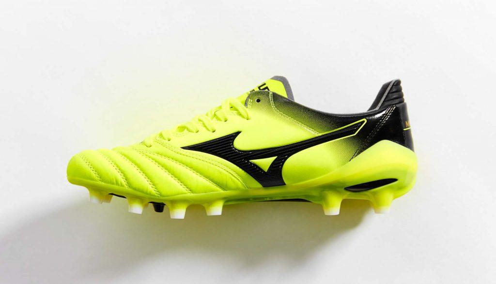chaussure-foot-mizuno-morelia-neo-II-MIJ-safety-yellow-black-1