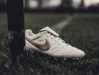Nike réédite la mythique Tiempo «Touch of gold» de Ronaldinho pour son anniversaire