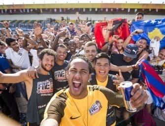 Le tournoi Neymar Jr's Five débarque pour la première fois en France