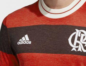 adidas dévoile à un «Icon Jersey» pour Flamengo
