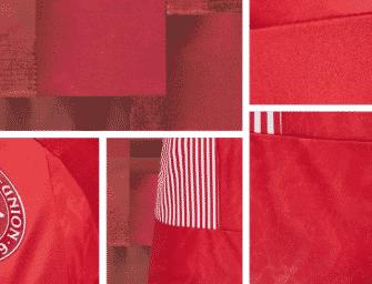 Le Danemark jouera avec un maillot «patchwork» ce mardi contre le Chili