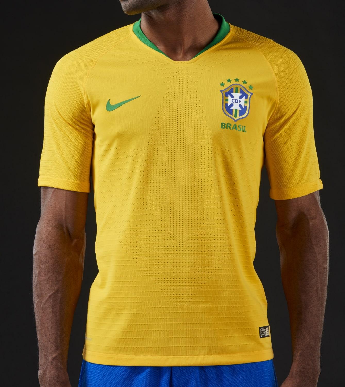 maillot-football-Nike-Bresil-domicile-2018-img2