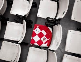 La Croatie et Nike dévoilent les maillots de la Coupe du Monde 2018