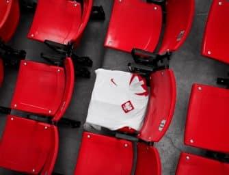 Les maillots de la Pologne et les chaussures des 23 joueurs pour la Coupe du monde 2018