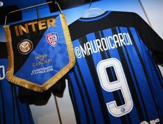 L'Inter Milan lance la #InterSocialNight à San Siro face à Cagliari