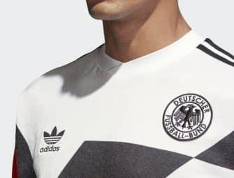 Adidas célèbre la Coupe du Monde avec une collection Adidas Originals vintage
