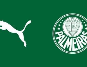 Puma annonce un partenariat exclusif avec le club brésilien de Palmeiras