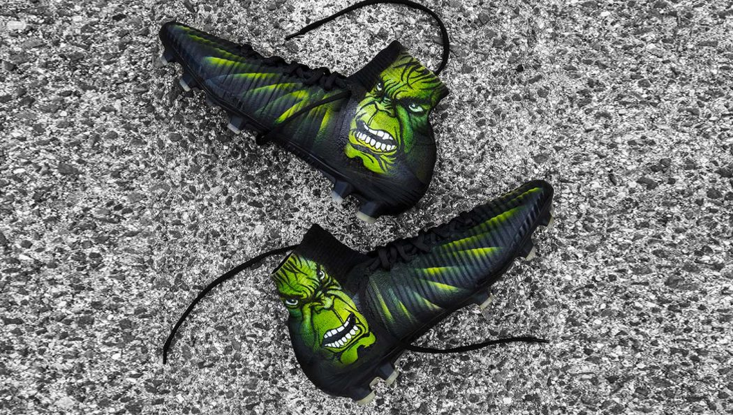 http://www.footpack.fr/wp-content/uploads/2018/04/chaussure-foot-nike-superfly-customisee-hulk-1-1050x595.jpg