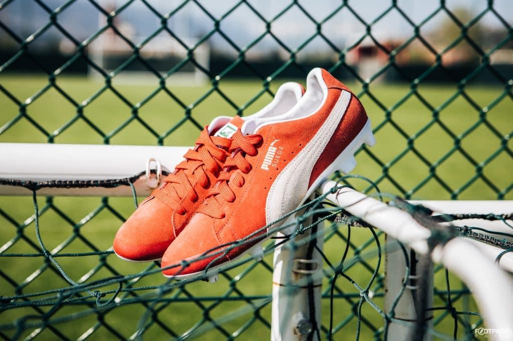 chaussure-football-puma-suede-50-ans-football