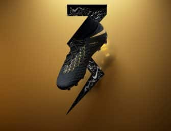 Nike lance une Hypervenom III «Game of Gold»