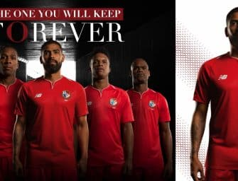 Les maillots du Panama et les chaussures des 23 joueurs pour la Coupe du monde 2018
