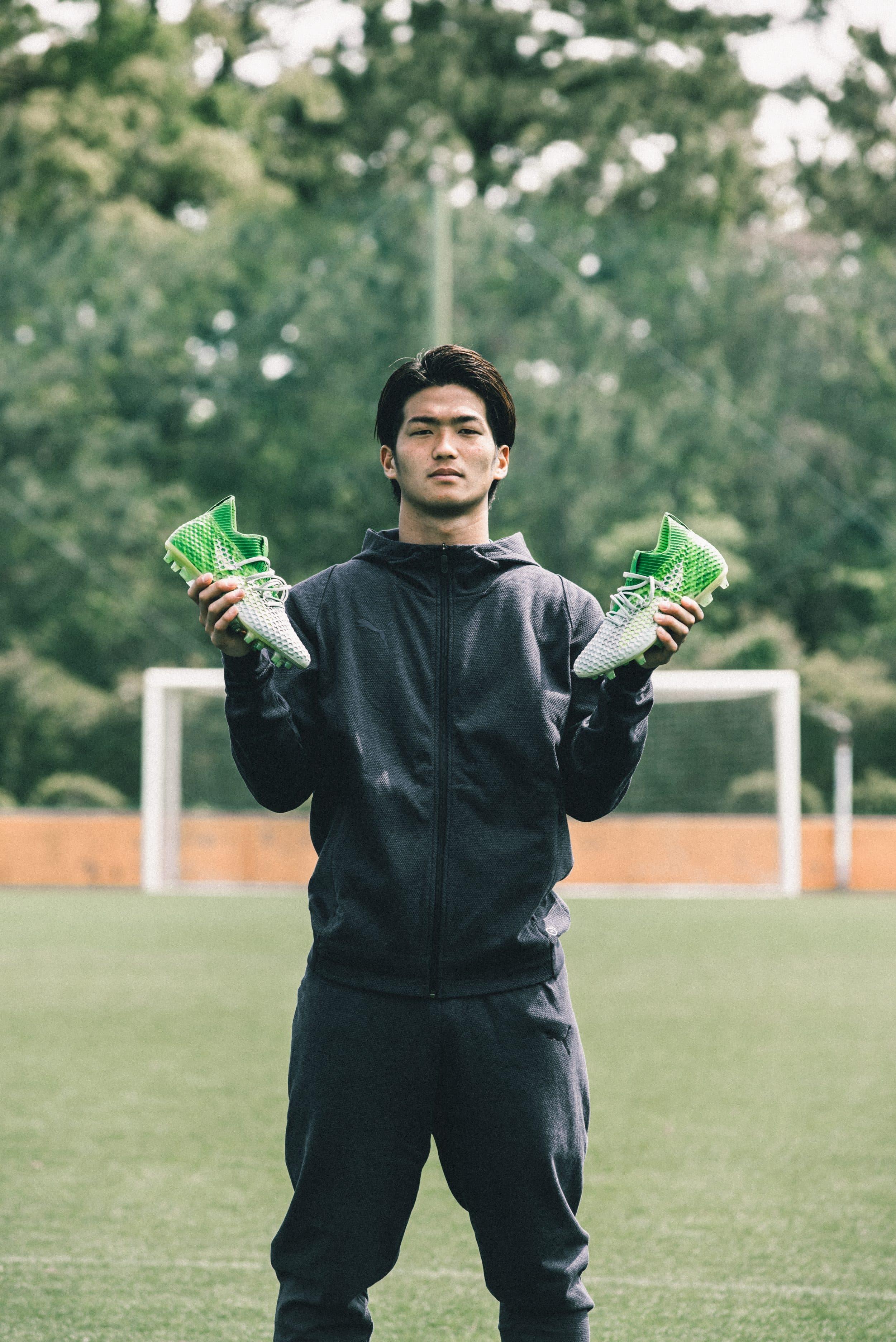 Chaussures-football-puma-future-next-kitagawa-mai-2018