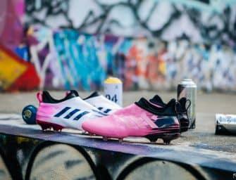 adidas lance le pack Aura avec deux nouveaux skins pour la GLITCH18