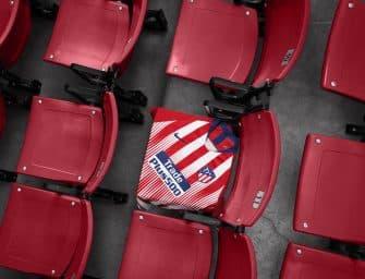 Nike présente les maillots 2018-2019 de l'Atlético Madrid