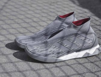 Adidas lance sa Predator 18+ UltraBoost version Paul Pogba