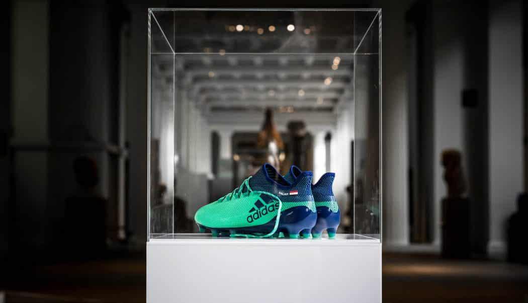 http://www.footpack.fr/wp-content/uploads/2018/05/chaussures-football-adidas-X17-Mohamed-Salah-British-Museum-img1-1050x602.jpg