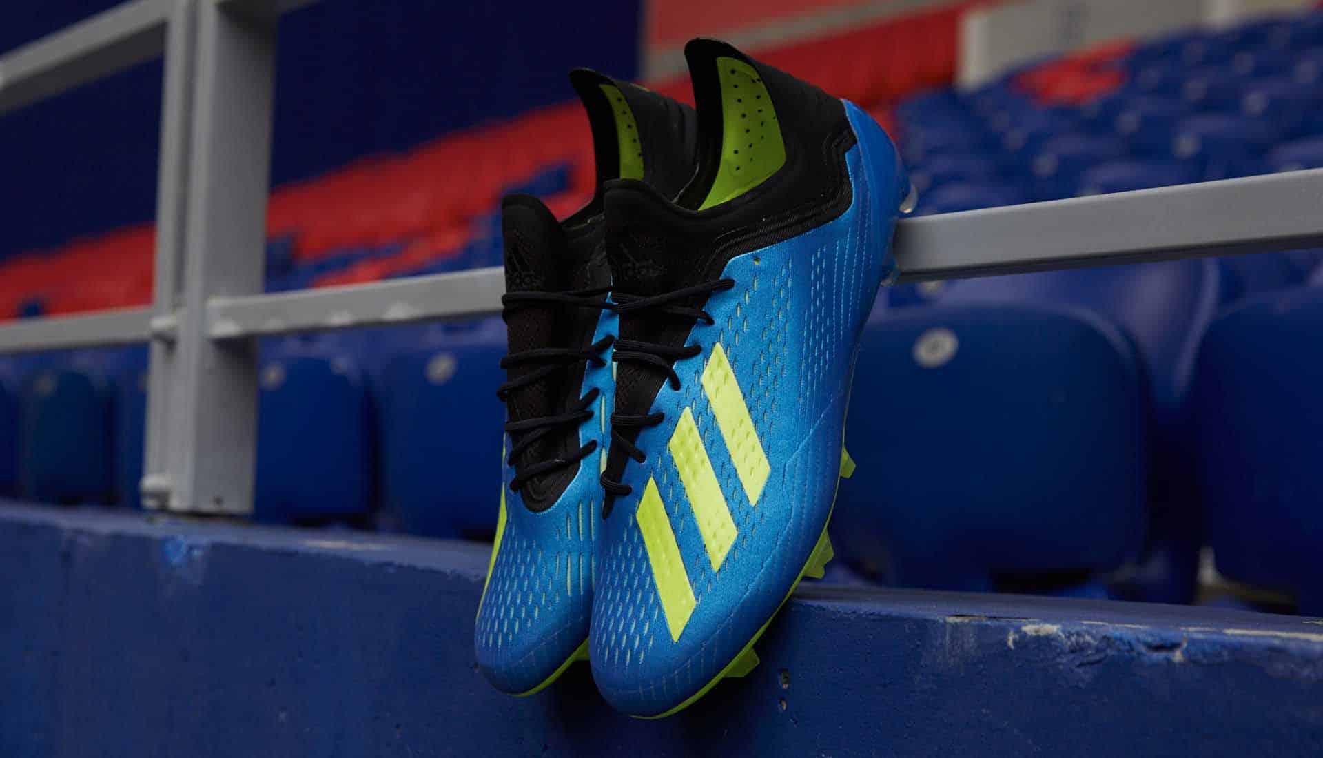 5932fce07162 focus sur la nouvelle x18 1 d 39 adidas. adidas x 18 1 fg core black ...