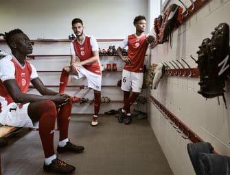 Le Stade de Reims et Hungaria dévoilent les maillots 2018-2019