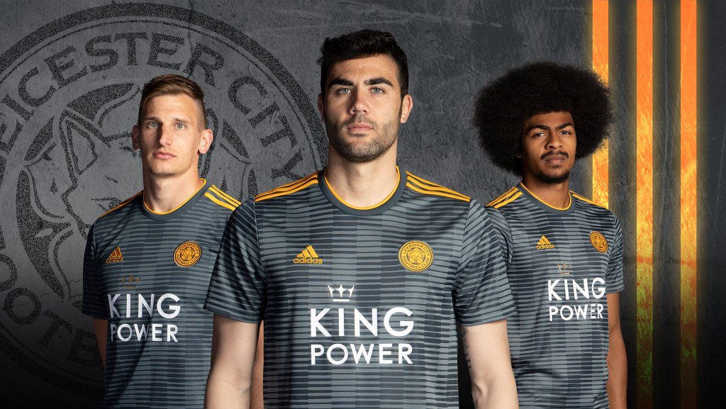 maillot-exterieur-leicester-city-2018-2019