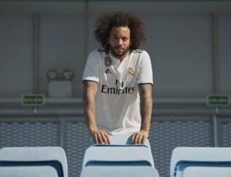 adidas dévoile les maillots du Real Madrid pour la saison 2018-2019