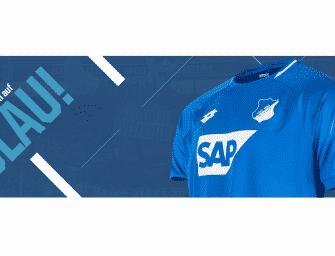 Lotto présente les maillots 2018-2019 d'Hoffenheim