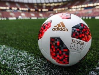 adidas lance le Mechta Pack pour les phases finales de la Coupe du Monde 2018
