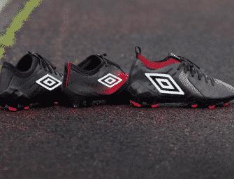 Les chaussures Umbro pour la Coupe du Monde 2018