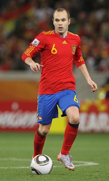 Maillot-football-adidas-espagne-coupe-monde-2010-juin-2018