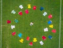 Tous les maillots de la Coupe du Monde 2018