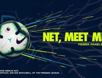 Nike dévoile les ballons «Merlin» pour ses championnats nationaux